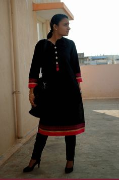 Indianwear for an Interview