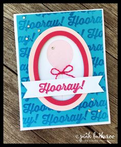 Pink Buckaroo Designs: Perfect Pairings and Party Pants- Sale A Bration Farewell Blog Hop Part 2