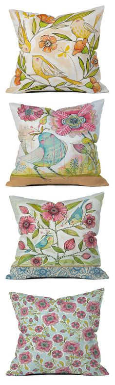 Cute pillows by Cory Dantini (DENY Designs)