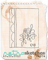retro sketches : a challenge: RETROsketches 1 - 52...