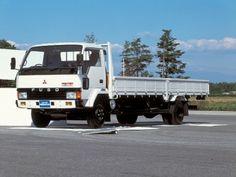 Mitsubishi Fuso Fighter Mignon '1984–92