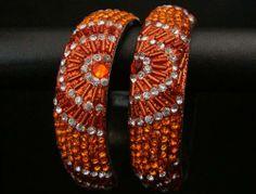 Handmade bangles fashion / trend