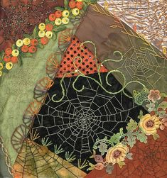 Spider Web Purse by Kitty And Me, via Flickr