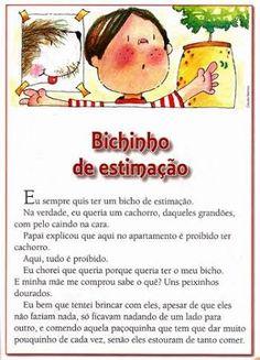 Resultado de imagem para texto explicativo para crianças sobre animais