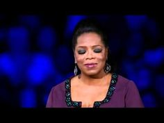 One of my all time Oprah moments. From the 25th Anniversary Show at the United Center. One person can change the world.