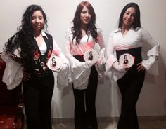 #TunaCentralista panderetas femeninas Duitama 2014