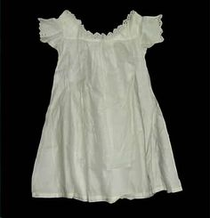A Day In 1862...: 1860s Baby Clothes