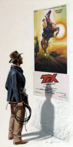 Aldo Di Gennaro - Indiana Jones and Tex