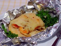 Filete de Pescado Relleno de Camarones - Mis recetas en Que Rica Vida