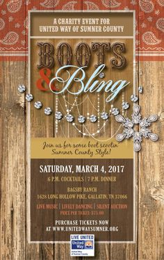 Image result for boots and bling gala Country Western Parties, Western Theme, Daddy Daughter Dance, Father Daughter, Gala Themes, Party Themes, Invitation Ideas, Party Invitations, Fundraiser Themes