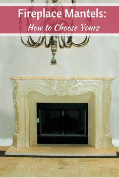 To choose the perfect mantel for your fireplace, you need to take a few things into consideration. #mortonstones  #rustic #modernhome #decor #interiordesign #interior #homeideas #fireplace  #homeimprovement #fireplacemantel
