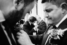 Babb Photo's best of 2015 is on the blog. Check out the best of my creative documentary, alternative and editorial wedding photography, including this documentary wedding photography in black and white of the groom getting ready.