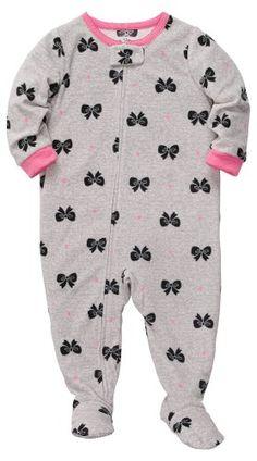 Carters Baby Bows Zip Up Microfleece Sleep & Play Grey 18 Mo Carter's,http://www.amazon.com/dp/B00FSXDIQ2/ref=cm_sw_r_pi_dp_38Z0sb0ZYGJXG096