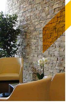 Navarrete Stone like strata panel