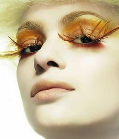 M Magazine Makeup Store #fantasy #eyelashes #make-up