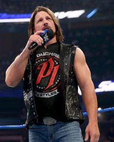 Wrestler AJ Styles Vest (4)
