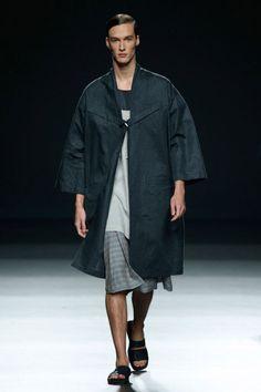 Etxeberría SS16.  menswear mnswr mens style mens fashion fashion style runway etxeberria