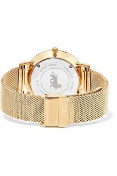 c68f2d4a265c Larsson   Jennings - Lugano gold-plated watch