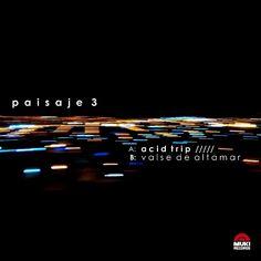 """Debut discográfico del dúo Paisaje 3 de Arequipa, Perú. """"Acid Trip"""" es el primer single de adelanto de su primer álbum Sesión Invernal."""