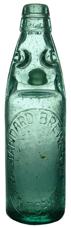 Auction 26 Preview | 63 | Standard Brewery Mount Gambier Codd Bottle