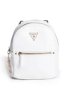 Lilya Logo Convertible Mini Backpack at Guess Cute Mini Backpacks, Stylish Backpacks, Girl Backpacks, School Backpacks, Guess Backpack, Mini Backpack Purse, Mochila Adidas, Mini Mochila, Kawaii Bags