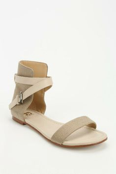 Joe's Jeans Mack Ankle-Wrap Sandal #urbanoutfitters