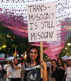Tell People When They Say Something Transphobic or Cissexist | 10 Things You Can Do For Transgender Day Of Visibility