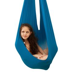 Therapy Swing - Light Blue - up to 77 lbs