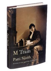 Review: 'M Train,' Patti Smith on All the Roads She Has Taken - The New York Times
