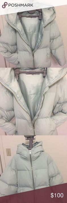Spotted while shopping on Poshmark: Miamasvin Chunky Hooded Puffer Down Jacket! #poshmark #fashion #shopping #style #Miamasvin #Jackets & Blazers