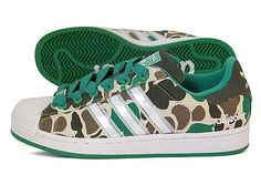 Adidas Superstar 2 Camo