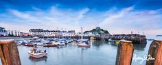Ilfracombe Harbour Golden Coast, North Devon, Architect Design, Holiday, Beautiful, Vacations, Holidays, Vacation, Annual Leave