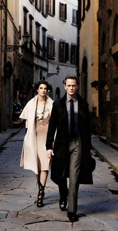 Cobie Smulders & Neil Patrick Harris - Best of Wallpapers for Andriod and ios Neil Patrick Harris, How I Met Your Mother, Cobie Smulders, Series Movies, Tv Series, Breaking Bad, Barney And Robin, Robin Scherbatsky, Ted Mosby
