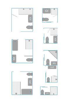 standaardmaten badkamer - Google zoeken | Стандарты | Pinterest ...