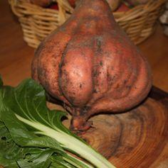 Sweet potato love.
