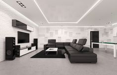 Top 70 Best Home Theater Seating Ideas - Movie Room Designs Media Room Design, Room Interior Design, Home Cinema Room, Home Theater Seating, Theater Rooms, Theatre, Best Home Theater, Furniture Layout, Home Office