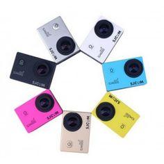 SJCAM Sj4000 WiFi 1080P Aksiyon Kamera