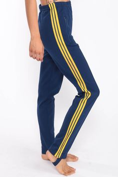 1e82e2fabec7a9 Adidas Sweatpants STIRRUP Track Pants Skinny Joggers 80s Streetwear Old  School Track Suit 1980s Sports Blue Vintage Retro Extra Small xs