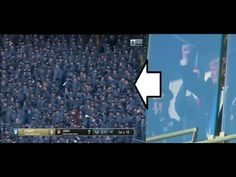 Obama vs Trump ARMY NAVY GAME cheering. Amazing! MAGA