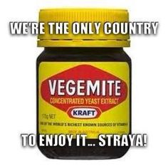 It's a taste sensation Aussie Memes, Enjoy It, Inventions, Food, Funny, Aussies, Ha Ha, Meals, Yemek