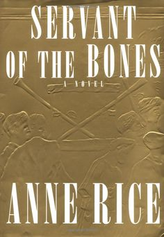 Not about Vampires.....but better. It's about the creation of and saga of a JINN. Anne Rice.
