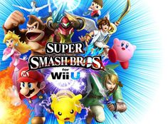 Super smash Bros. para Wii U amplía el número de escenarios para los combates entre ocho jugadores