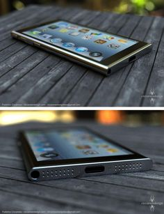 iPhone 6 Design Concept by Federico Ciccarese