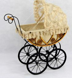 ...Doll carriage...