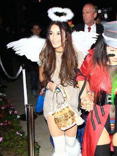 Vanessa Hudgens   48 Halloween Costumes Celebrities Wore This Weekend