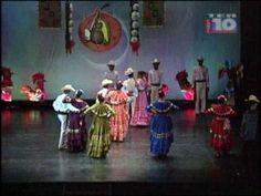 Danzas Folkloricas de Honduras 5 de 5