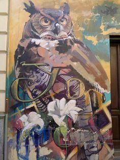 #Streetart #Graffiti #Granada
