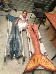 behind the scenes with the mer tails Mako Mermaids Tails, Mermaid Tails For Sale, Merman Tails, Realistic Mermaid Tails, Diy Mermaid Tail, H2o Mermaids, Mermaid Tails For Kids, Silicone Mermaid Tails, Siren Mermaid
