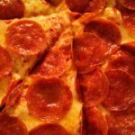 Here's The Best Way To Reheat A Slice Of Cold Pizza