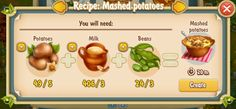 Golden Frontier Mashed Potatoes Recipe